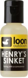 Loon Henry's Sinket