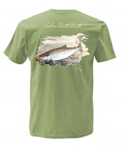 Simms Weiergang Seatrout Olive