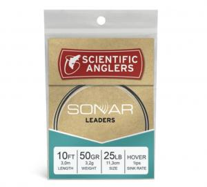 Sonar Leader 10ft Scientific Anglers 3M