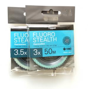 Tiemco Akron Fluoro Stealth 50m