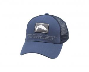 Simms Small Fit Trout Icon Trucker