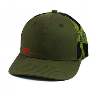 SA Hat Logo Camo