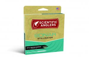 Scientific Anglers 3M sonar stillwater camo clear