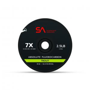 Absolute Fluorocarbon Trout Tippet