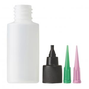 Loon Applicator Bottle, Cap & Needles