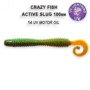 Crazy Fish Active Slug 10 cm