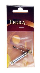 Terra Rotating Hackle Plier Small