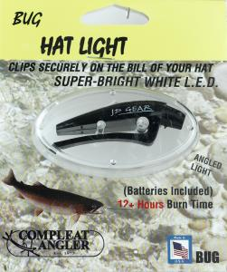 Anglers Image Hat Light